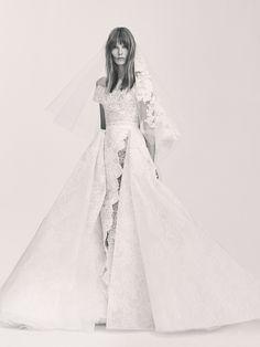 La première collection de robes de mariée d'Elie Saab Elie Saab Bridal 19