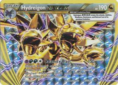 Hydreigon BREAK 87/114 BREAK RARE - Cards Outlet has FREE SHIPPING on Single Card Orders Over $14.99
