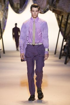 Men's fashion and accessories - Preview SS 2016 - Fashion show collection - Versace 2015