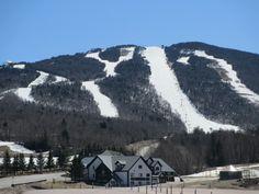 Killington Ski Resort in Killington, VT..only drove over it...never skied over it...