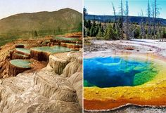 Yellowstone national park  five places I'd like to visit in 2015