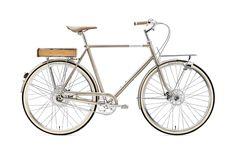 Creme Cycles 2016 - E-Caferacer Man Sand Grey