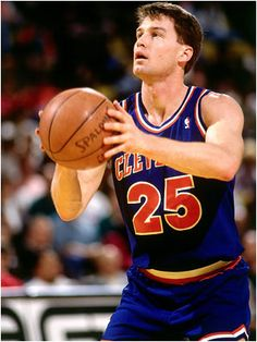 Mark Price...old school Cavs, baby!