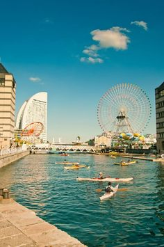 Yokohama <3