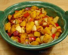 Winter Squash with Apples Recipe