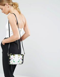 c2228ea3e8f71 Image 3 of Ted Baker  Forget Me Not  Cross Body Bag Cross Body