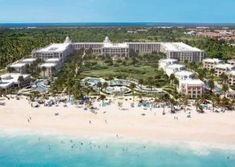 RIU Palace Bavaro, Punta Cana, Dominican Republic - I CAN NOT wait to be lying on this beach with my <3