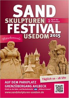 Sandskulpturen Festival auf der Insel Usedom - Easy Focus de