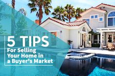5 Tips For Selling Your Home in a Buyer's Market   via @XavierDeBuck  http://LuxuryHomesJohannesburg.com/real-estate-blog/5-tips-for-selling-your-home-in-a-buyers-market