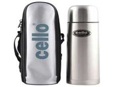 Cello Lifestyle Stainless Steel Flask, 500ml At Rs.399