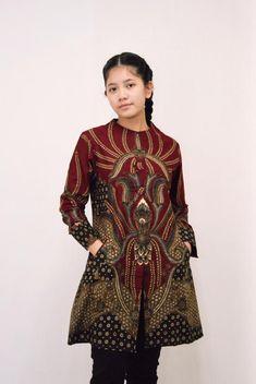 Batik Long Dress, Disney Princess Fashion, Blouse Batik, Ethnic Print, Red Blouses, Plus Size Blouses, Corduroy, Plus Size Fashion, Long Sleeve Shirts