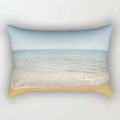 Buy Beach days Rectangular Pillow by xiari_photo. beach, sun, summer, ocean, sea, love, landscape, nature, sand, gold, orange, blue, yellow, sky, clear, wave, foam, seafront, season, photography, photo, photographer, digital, dslr, nikon, horizon, minimal , minimalism, minimalist, art print, art, wall art, wall decor, interior design, home decor, decoration, landscape, fresh, clean, clear, nature lovers, smooth, peace, calm, meditation, meditate, island, Cyprus, Greek, xiari, pillow, home…