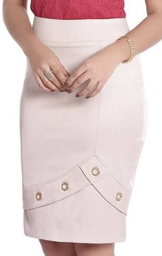 53 Pencil Skirts You Will Definitely Want To Try - Outfit Trends Modest Fashion, Women's Fashion Dresses, High Fashion, Skirt Outfits, Casual Outfits, Church Fashion, Fashion Tips For Women, Denim Fashion, African Fashion
