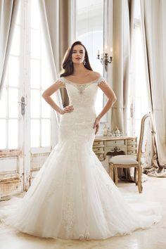 Sophia Tolli Y11894 Minerva Mon Cheri Wedding Dresses Bridal Dress Ping