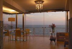 hermosa vista, awesome view playa beach comedor atardecer arquitectura