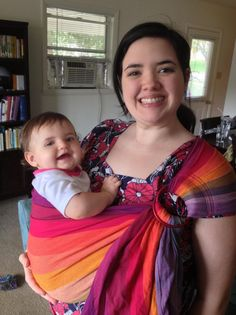 The Hodgepodge Darling: Babywearing 101: A beginners guide to carrying your baby.