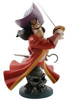 Peter Pan's Captain Hook Bust {Duckman's Blog: March 2009}