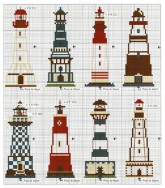 ru / Фото - De fil en Aiguille HS - Labadee for ma bf Cross Stitch Sea, Cross Stitch Bookmarks, Cross Stitch Charts, Cross Stitch Designs, Cross Stitch Patterns, Cross Stitching, Cross Stitch Embroidery, Embroidery Patterns, Hand Embroidery