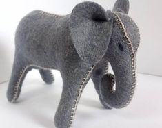 Natural toys wool felt animals role play Waldorf eco by Felthorses Toys For Girls, Gifts For Girls, Kids Toys, Natural Toys, Handmade Toys, Handmade Skirts, Felt Animals, Homemade Gifts, Diy Gifts