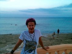 Ayer en Moraira! Playa