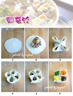 Momos Recipe, Dumpling Recipe, Shu Mai Recipe, Cute Food, Yummy Food, Easy Cooking, Cooking Recipes, Festive Bread, Chinese Breakfast