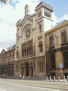 Grote Synagoge - Regentschapstraat