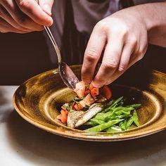 The Art of Plating // JustinDeSouza // #food #foodporn #foodphotography #theartofplating #foodie #foodphotographer #foodphotographeroftheyear #yummy #potd #foodpics #justindesouza by justindesouza_photographer