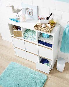 Nový vzhled Vaší koupelny: Nábytek, ručníky, doplňky - v Tchibo