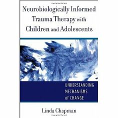 In Neurobiologically Informed Trauma Therapy with Children and Adolescents, Chapman writes about her creation of a neuro-developmental model of art therapy, or NDAT for short, to help children and teens who have been exposed to chronic trauma, violence, and abuse.