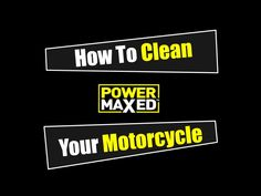 How to clean your motorcycle tips and tricks by Power Maxed via Slideshare Ninja Motorcycle, Motorcycle Tips, Motorcycle Quotes, Motorcycle Clubs, Dirt Track Racing, Auto Racing, Harley Davidson Motorcycles, Triumph Motorcycles, Custom Motorcycles