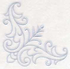 Machine Embroidery Designs at Embroidery Library! Border Embroidery Designs, Machine Embroidery Patterns, Quilting Designs, Embroidered Gifts, Embroidered Towels, Embroidery Alphabet, Embroidery Art, Stencil Patterns, Stencil Designs