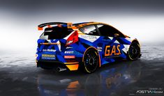Ford Motorsport, Motorcycle Decals, Car Tuning, Car Wrap, Race Cars, Camouflage, Design Ideas, Racing, Graphic Design