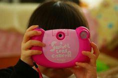 カメラ大好き♪