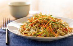 Thai Noodle Salad With Peanut Sauce https://www.rodalewellness.com/food/thai-noodle-salad-peanut-sauce