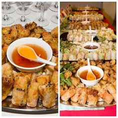 Did you know that we are also popular for company & home catering in the Lower North Shore? Call now for a trial platter (02) 8065 1129