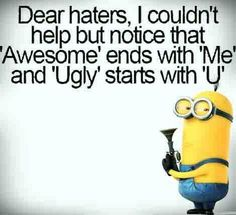 Some Really funny memes from your favorite minions, hope you enjoy it. Some Really funny memes from your favorite minions, hope you enjoy it. Some Really funny memes from your favorite minions, hope you enjoy it. Minion Humour, Funny Minion Memes, Minions Quotes, Funny Relatable Memes, Funny Texts, Funny Jokes, Hilarious, Top Funny, Epic Texts