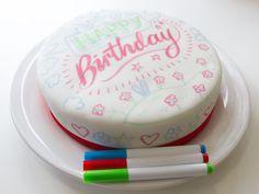 Star Wars Birthday Cakes Asda ~ Chosen by you toffee popcorn surprise cake £ asda cakes