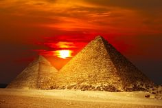 The Great Pyramid of Giza is a must-see attraction during your stay at the Conrad Cairo Hotel.