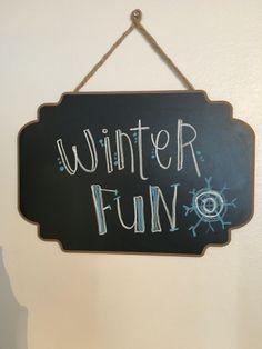 Winter/ January