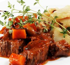 Delicious Browned Beef Stew Recipe from Baby Babkas