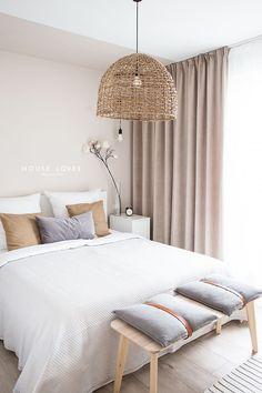 Bedroom Layouts, Room Ideas Bedroom, Bedroom Colors, Bedroom Decor, Small Bedroom Hacks, Bedroom Curtains, Beige Curtains, Modern Curtains, Room Inspiration