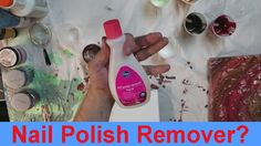 (006) Acrylic Flip Cup with Nail Polish Remover (of all things) - YouTube