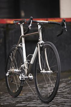 Vanilla Cycles Road bike by Sacha White