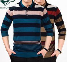 Aliexpress.com : Buy Soprts Men Woolen 2013 Autumn New Style Long Sweatershirt Brand Knitting Shirt Splice Stripe Sweater Knitting Autumn Shirts Men  from Reliable Sweater Shirt suppliers on Windruner $19.50 - 21.50