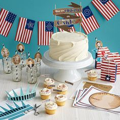 Make your birthday one for the history books—or at least one with the history books—when you celebrate with our American history-themed, printable birthday party kit. | UncommonGoods