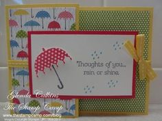 Rain or Shine | Glenda's Blog