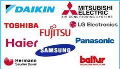 Vendita e assistenza climatizzatori delle migliori marche
