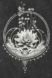 Image result for female buddha and lotus heart tattoo