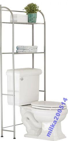 Regał łazienkowy półka nad wc (6091875385) - Allegro.pl - Więcej niż aukcje.