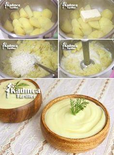 Patates Püresi Tarifi